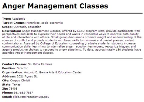 buy  anger management classes  texas