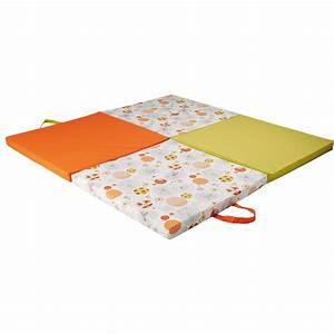 Matelas tapis 3 en 1 tineo avis for Tapis chambre enfant avec matelas super confort