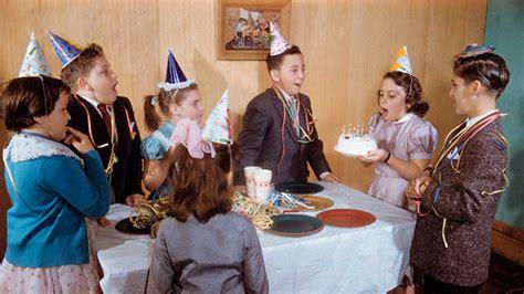 Birthday Parties An Introvert's Worst Nightmare