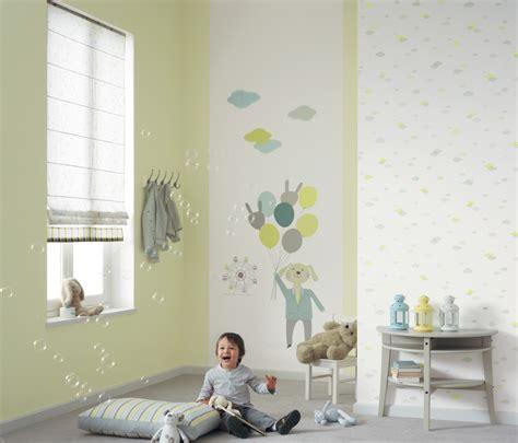 papier peint pour chambre bebe fille chambre fille 3 ans