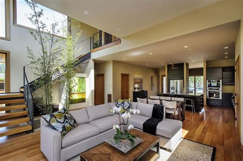 homes interiors contemporary style home in burlingame california