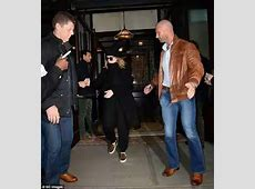 Check Out Adele's Hot New Bodyguard Photos INFORMATION