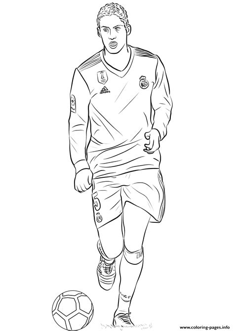 raphael varane fifa world cup football coloring pages