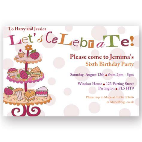 Pink Kitchen Ideas - invitations