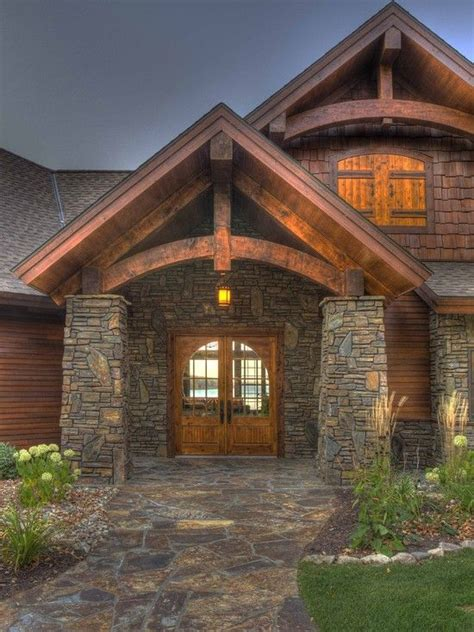 stunning stones for home exterior ideas spaces log house design pictures remodel decor and