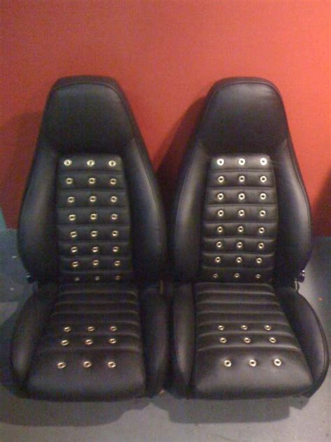 Custom Sport Seats. What Do You Think?