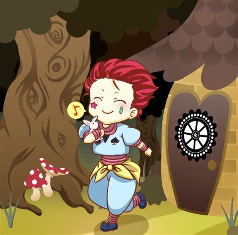 manga anime mania chibi character hunter  hunter