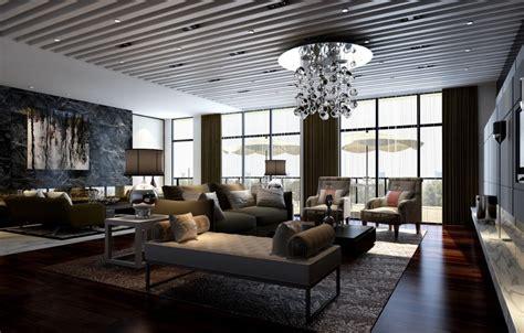 28 Large Living Room Interior Design Ideas Large Living