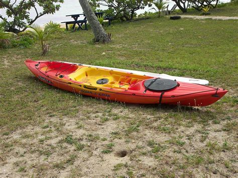 Kano Boat by Kano Kayak Kirmizi Kano