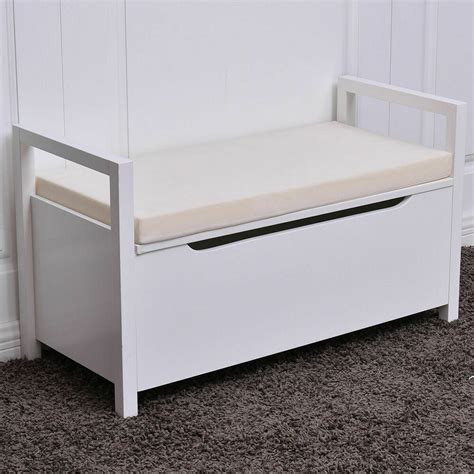 Shoe Entryway Bench by Shoe Bench Storage Rack Cushion Seat Ottoman Bedroom