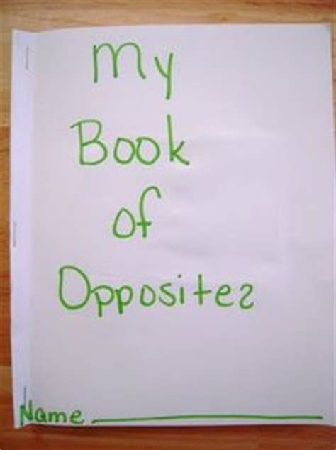 opposite day craft activity teach opposites with this 627 | 017c80dc7194cf7af9273acb8ed8eb0b preschool art opposites preschool crafts