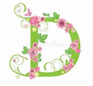 La Centrale Alphabet : lettre avec des roses illustration de vecteur illustration du centrale 7967333 ~ Maxctalentgroup.com Avis de Voitures