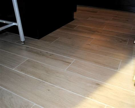 rectified tile etic rovere grigio rectified tile kitchen other metro by hatchett design remodel