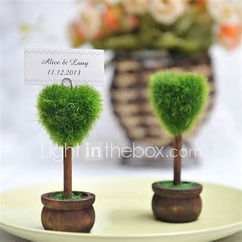 Place Cards And Holders Unique Topiary Photo Holderplace