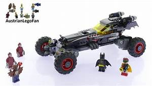Lego Batman Batmobile : lego batman movie 70905 the batmobile lego speed build review youtube ~ Nature-et-papiers.com Idées de Décoration