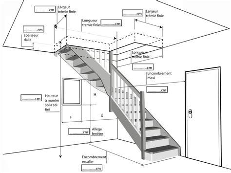 reculement d un escalier comment relever les c 244 tes d un escalier lavogez
