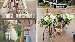 Deco Mariage Vintage : 50 id es d co pour un mariage vintage th me champetre ~ Farleysfitness.com Idées de Décoration