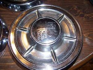 Purchase 1960 Chevy Corvette Dogdish Hub Caps El Camino