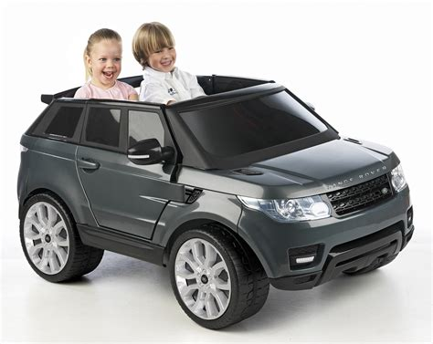 toy range rover famosa launches range rover ride on the toy book