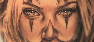 Tatuajes de Caras