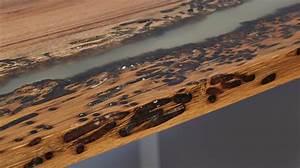 Massiv Holz Mbel Loft Lowboard Tamila Aus Mangobaum