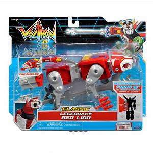Playmates Toys Voltron Classic 3984 Official Photos And