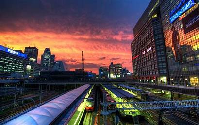 Tokyo Wallpapers Shinjuku Station