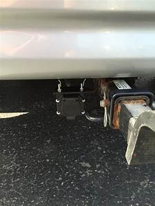 Towbar Wiring  Reverse Light For Trailer Surge Brakes