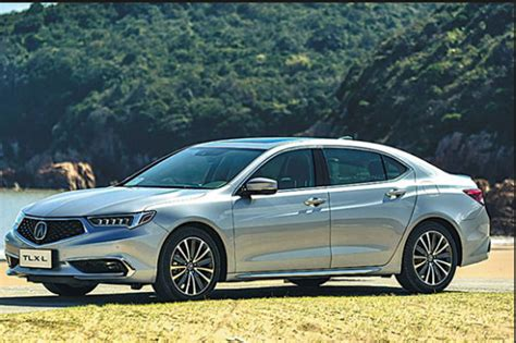 2020 Acura TLX : 2020 Acura Tlx A Spec Review, Redesign, Spy, Photos