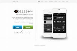 27 App Developers Website Themes Templates Free