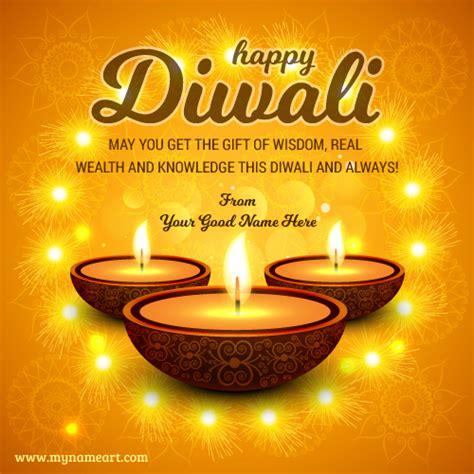diwali festival  card advance