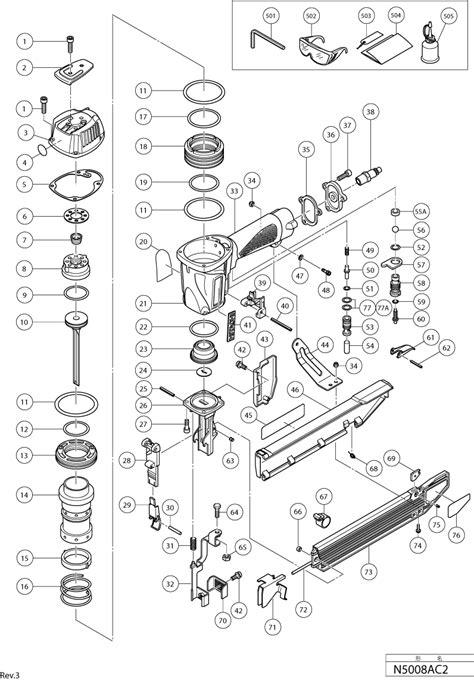 N5008AC2 - Niet meer beschikbaar - Machines - Hikoki Power
