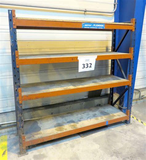 etageres archives bureau rack a palettes comprenant 14 verticales de 250 metres 4