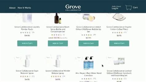 grove collaborative tv commercial  life