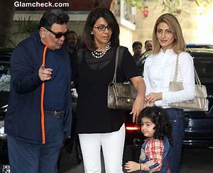 The Kapoor Family at the Annual Christmas Lunch 2013