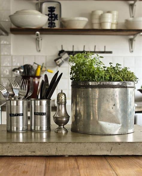 deco cuisine recup la récup dans la cuisine cocon de décoration le