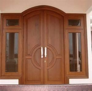 Teak Wood Double Door Designs Design - Interior Home Decor