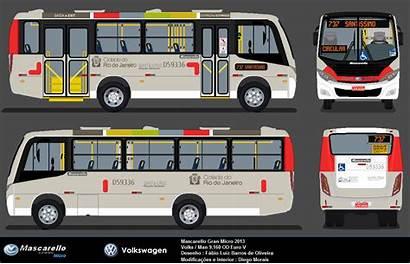 Micro Onibus Suzano Mascarello Gran Imperador Transportes