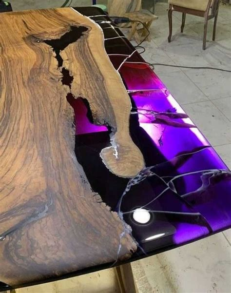 amazing epoxy resin wood resin table wood table design