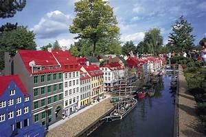 Mini Copenhagen  Legoland  Billund Denmark