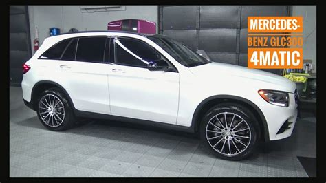 With new touch control concept, energizing packages, sports seats and burmester® surround sound system. 2016 / 2017 Mercedes Benz GLC 300 SUV Review AMG Luxury ...