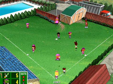 Backyard Sports by Scouting The From Backyard Baseball Of Selbs