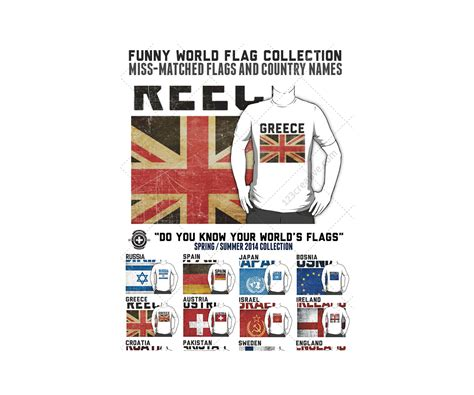 funny world flag design templates   shirts special