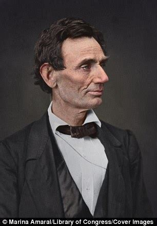 abraham lincoln in color abraham lincoln and virginia woolf among brought to