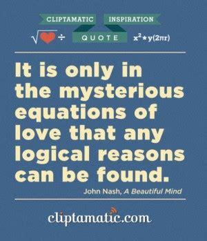 Beautiful Mind Quotes Logic