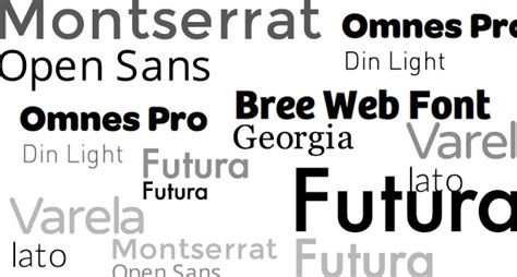 My Top 5 Font Combos Of The Moment