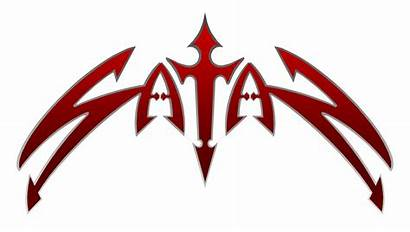 Satan Clipart Band Sentence Transparent Logos Reigns
