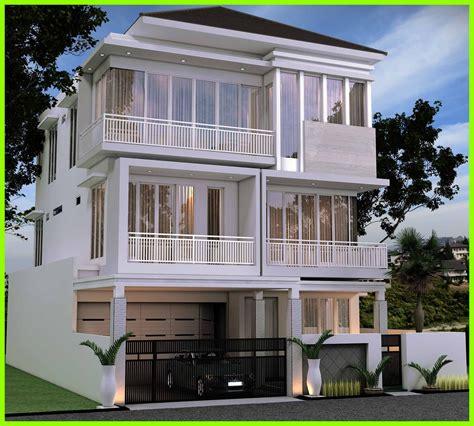 rumah minimalis mewah modern arsip jasa desain rumah
