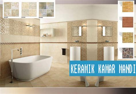 25+ Desain Keramik Kamar Mandi Yang Bagus Archizone