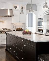 black and white kitchen Black And White Kitchens: Ideas, Photos, Inspirations